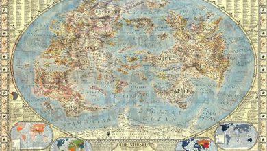 Photo of Dünya İnternet Haritası 1.0