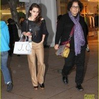 EXCLUSIVE: Emilia Clarke with a friend shops a J Crew at the Grove in Hollywood
