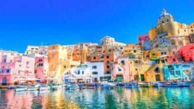 Photo of Renkli ve İnanılmaz Dünya Manzaraları