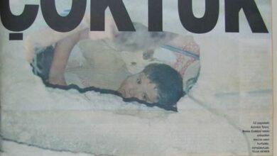 Photo of 17 Ağustos 1999 Depreminin ertesi günü atılan manşetler