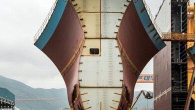 Photo of Şimdiye Kadar ki en büyük kargo gemisi