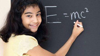 Photo of Lydia Sebastian,Einstein'ı solladı!