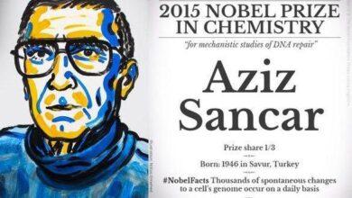 Photo of 2015 Nobel Kimya Ödülünü Kazanan, Aziz Sancar ve Çalışmaları