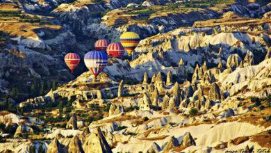Photo of Kapadokya'da Gezilecek En Güzel 10 Yer