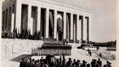 Photo of Bu Fotoğraflar İlk Kez Yayınlandı: Ata'nın Son Yolculuğu!