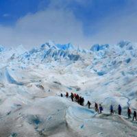 Los-Glaciares-Milli-Parki,-Arjantin