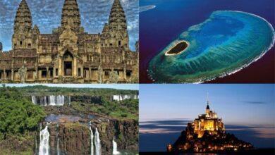 Photo of UNESCO Dünya Mirası Listesinde,Görülmesi Gereken 10 Muhteşem Yer