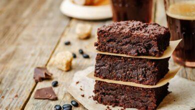 Photo of Bitter Çikolatalı Brownie Tarifi