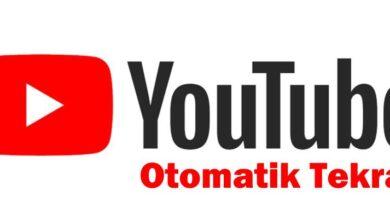Photo of YouTube'da Otomatik Video Tekrarı (Replay) Nasıl Yapılır?