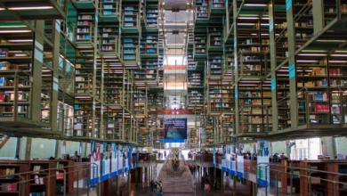 Photo of Kitap Olmak İsteyeceğiniz Kütüphaneler