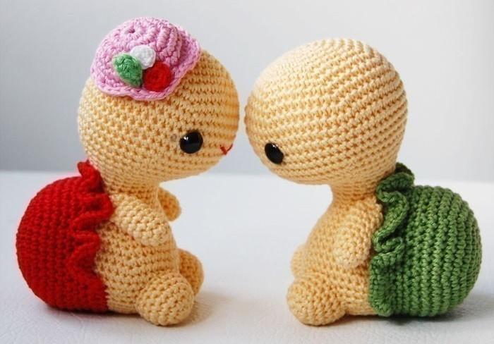 Maria Martinez Amigurumi Vespa Crochet | Amigurumis patrones ... | 488x700