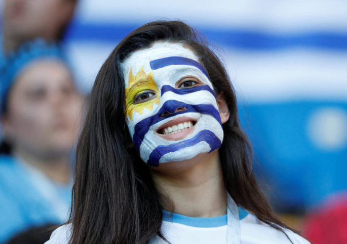 Rusya Dünya Kupası Tribün Görüntüleri (Sürekli Güncel)