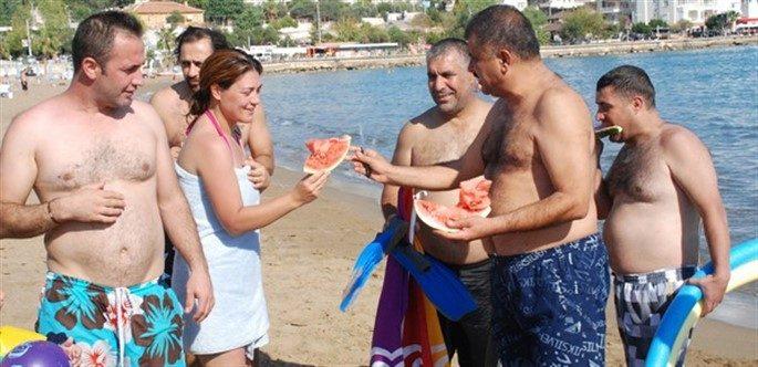Plajda Görme Olasılığınız Yüksek 8 Farklı İnsan Tipi