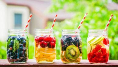 Photo of Yaz aylarında evde kolaylıkla hazırlayabileceğiniz 5 detoks içeceği