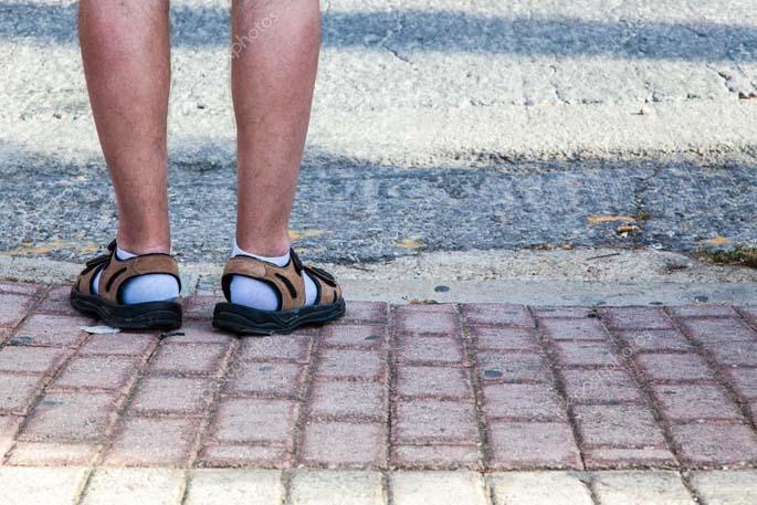 Dışarı Çıkarken Giydiğiniz Çoraplara Dikkat!