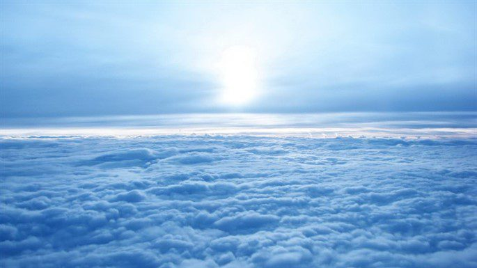 Bulutlar Neden Beyazdır?