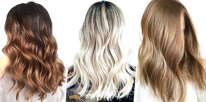 En Çok Tercih Edilen Saç Renkleri