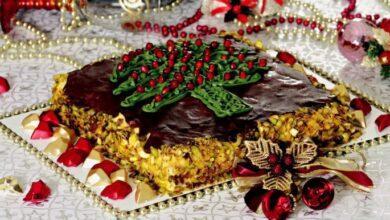 Photo of Yılbaşı Pastası