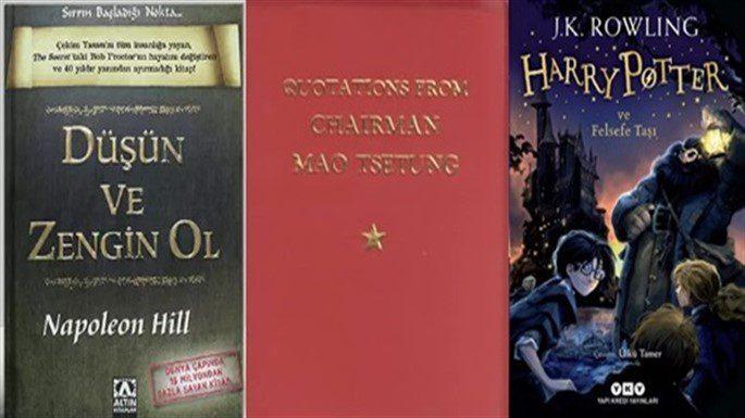 Son 50 Yılda Dünyada En Çok Okunan 9 Kitap