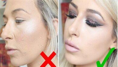 Photo of Makyajınız Yüzünden Görünümünüzü Olumsuz Etkileyen 11 Faktör!