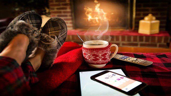 Soğuk Havalarda Dışarı Çıkmak Yerine, Evde Keyfi Yakalayabilmeniz için 8 İpucu!