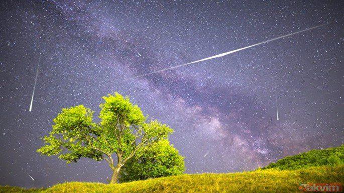 Geminid (İkizler) Meteor Yağmuru Nedir?