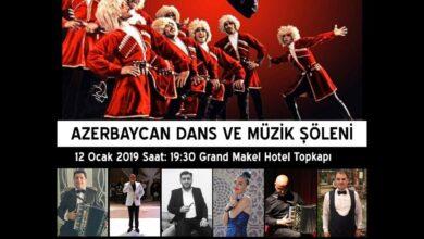 Photo of Azerbaycan Dans ve Müzik Gecesi