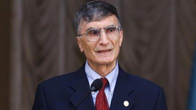 Photo of Aziz Sancar