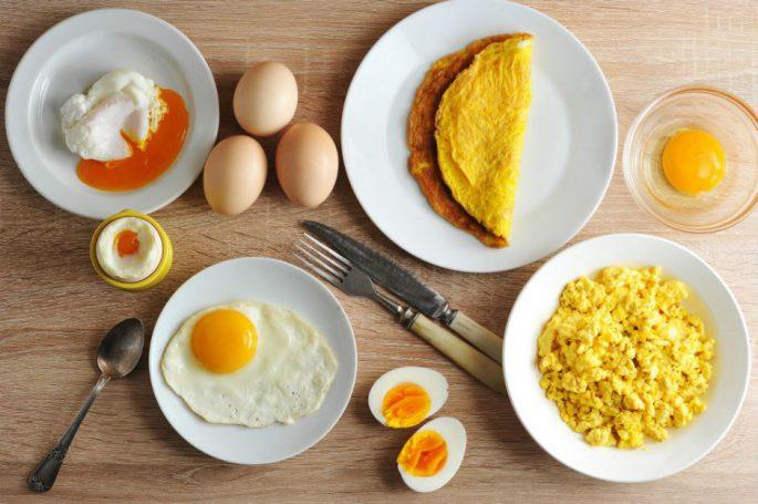Kilo Vermek İçin Düşük Kalorili Kahvaltı Önerileri!