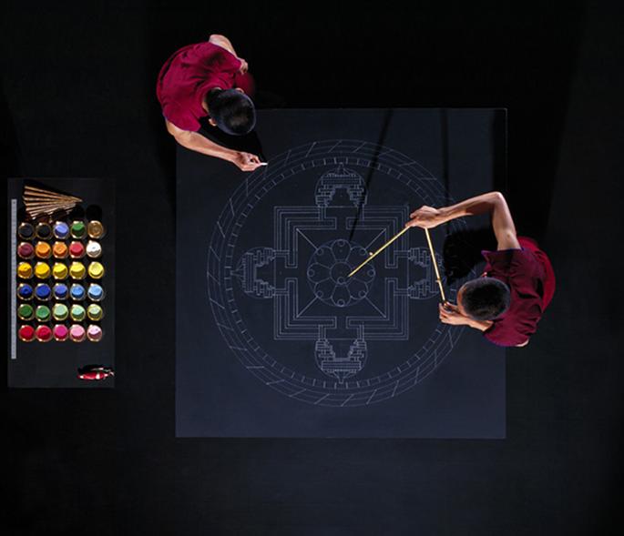 Mandala Sanatının Tarihçesi