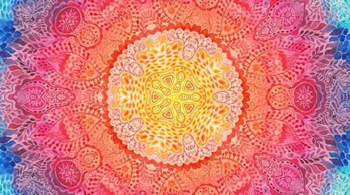 Mandala Sanatının Felsefesi