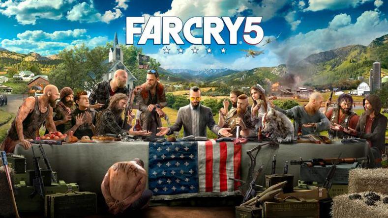 Far Cry 5'in Sistem Gereksinimleri Nedir?