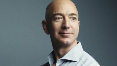 Photo of Jeff Bezos