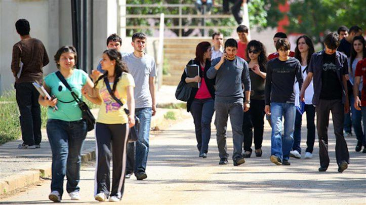 Üniversitede İlk Gün
