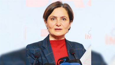 Photo of Canan Kaftancıoğlu