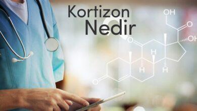 Photo of Kortizon Nedir? Kimler Kullanır?