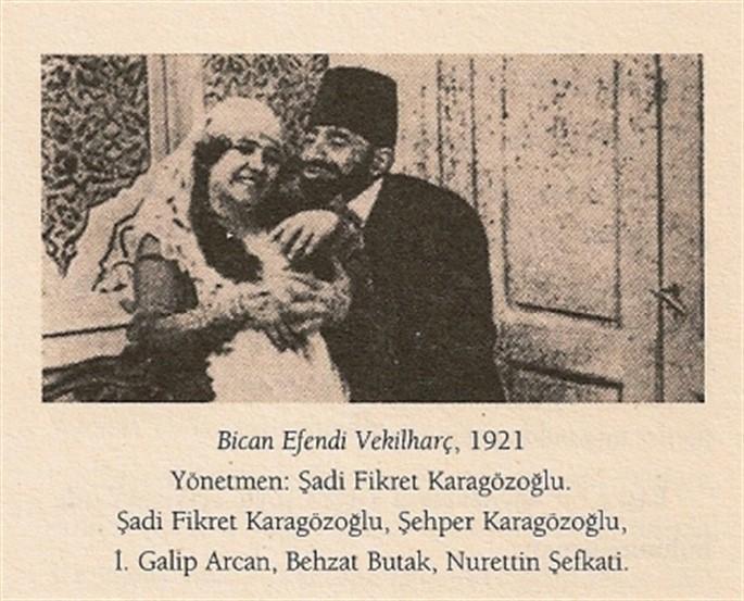 Türk Sinema Tarihinin İlkleri