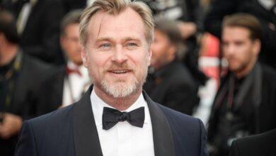 Photo of Christopher Nolan