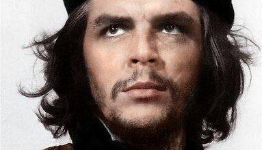Photo of Ernesto Che Guevara