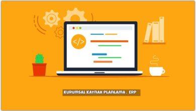 Photo of ERP (Kurumsal Kaynak Planlaması) Programı Nedir?