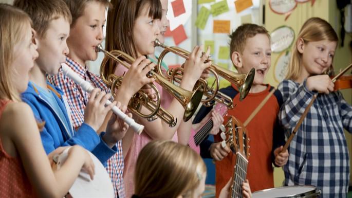 Müziğin Çocuklar Açısından Faydaları Nelerdir?