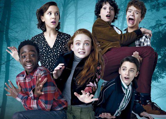 Netflix Netflix'in En Sevilen Dizisi Stranger Things (Dikkat Spoiler İçerir)