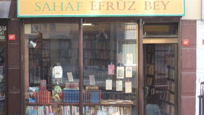 İstanbul'daki 10 Tarihi Sahaf
