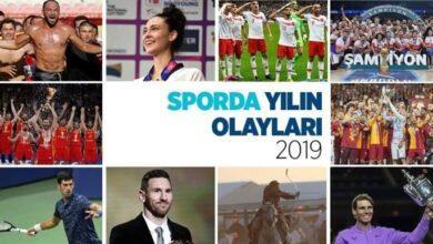 Photo of 2019 Yılının Başlıca Spor Olayları