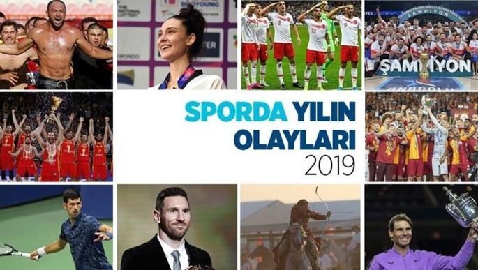 2019 Yılının Başlıca Spor Olayları