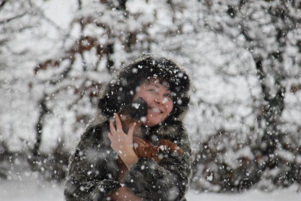 kış fotoğrafı Kış Mevsiminde Sevgiliniz İle Yapabileceğiniz 9 Şey