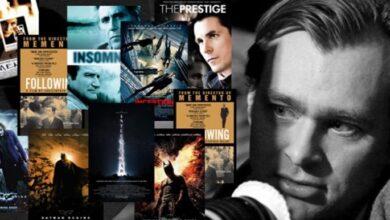 Photo of Christopher Nolan'ın Mutlaka İzlemeniz Gereken 5 Efsane Filmi