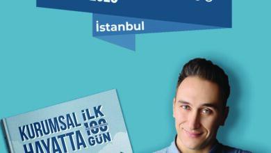 Photo of Kurumsal Hayatta İlk 100 Gün Kitabı Lansmanı