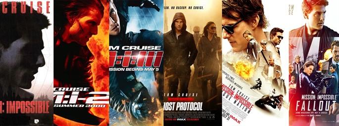 Mutlaka İzlenmesi Gereken En İyi Aksiyon Film Serileri