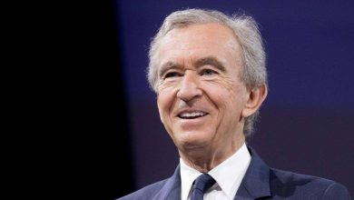 Photo of Bernard Arnault